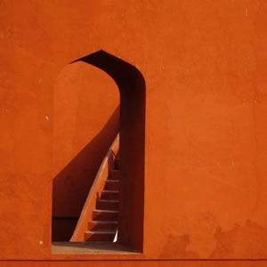 Natasha Kumar - Inspired by Colour - Orange