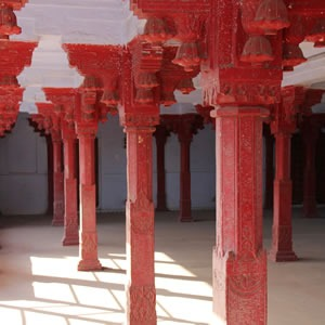 Natasha Kumar - Inspired by Colour - Red