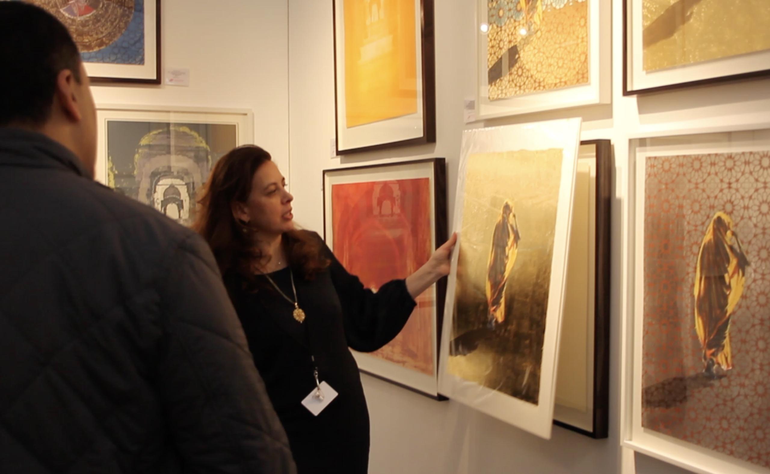 Affordable Art Fair   Natasha Kumar